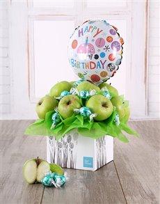 gifts: Green Supreme Happy Birthday Box!