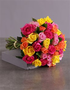 Picture of Rosey Revenge Bouquet!