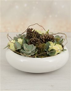 gifts: Desert Rose Bowl!