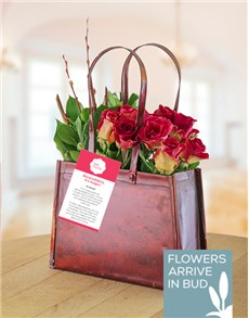 flowers: Alluring Abracadabra Handbag!