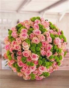 flowers: Sorbet Supreme Rose Bouquet!