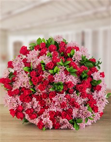 flowers: Pink Supreme Bouquet!