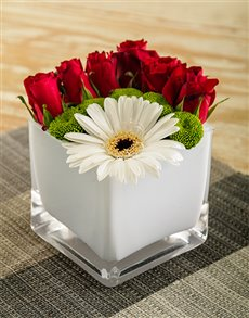 flowers: House of Poppy Arrangement!