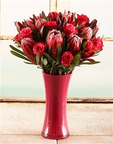 flowers: Proudly Pink Arrangement!