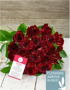 gifts: Enchanted Abracadabra Rose Bouquet!