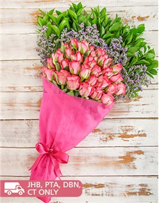 flowers: Pretty in Pink Bouquet!