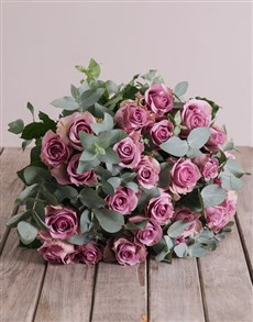 gifts: Purple Passion Bouquet!