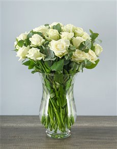 flowers: White Rose Supreme!