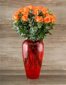 flowers: Orange Radiance!