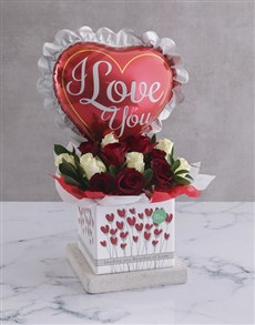 flowers: Colours of Love Box!