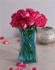 flowers: Captivating Pink Floral Arrangement!