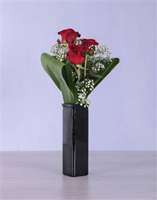 flowers: Say it with Red Roses!