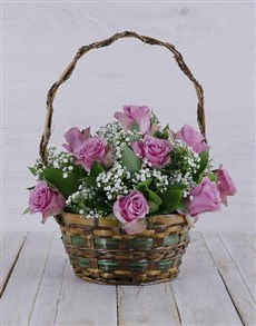 flowers: Sensational Lilac Roses!
