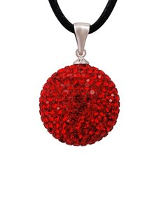 gifts: Shiroko Harmony Red Crystal Pendant!