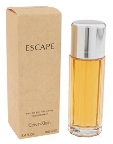 gifts: Calvin Klein Escape 100ml EDP!