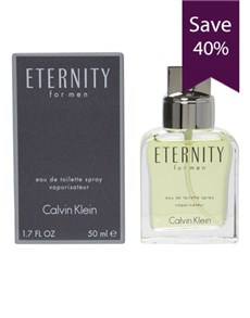 gifts: Calvin Klein Eternity 50ml EDT (parallel import)!