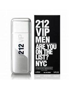 gifts: Carolina Herrera 212 VIP Men 100ml EDT!