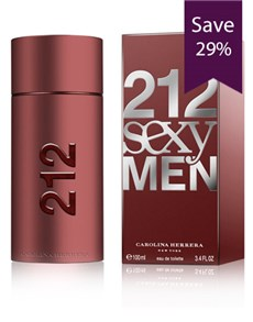 gifts: C.H 212 Sexy 100ml EDT(parallel import)!