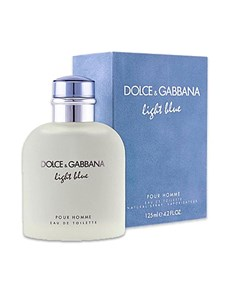 gifts: D&G Light Blue Homme 125ml EDT (parallel import)!