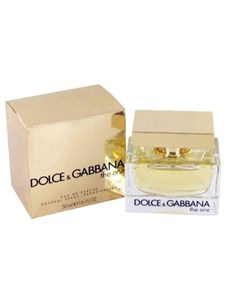 gifts: Dolce & Gabbana the One 50ml!