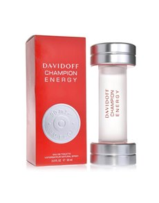 gifts: Davidoff Champion Energy 90ml EDT!