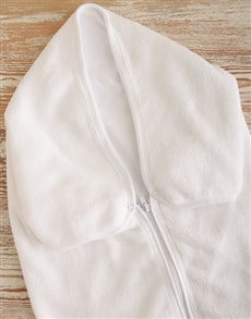 gifts: Personalised Baby Fleece Sleeping Sack!