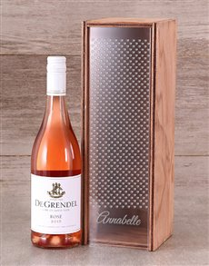 gifts: Personalised Hearts De Grendel Crate!