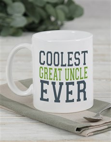 gifts: Personalised Great Uncle Mug!