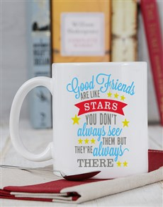 gifts: Personalised Good Friends Mug!