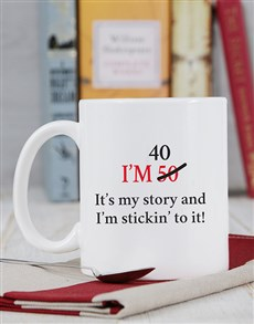 gifts: Personalised My Story Mug!