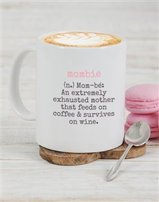 gifts: Personalised Mombie Mug!