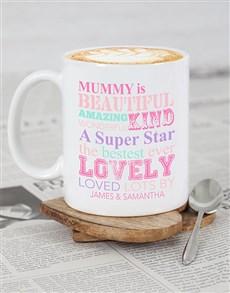 gifts: Personalised Mummy Mug!