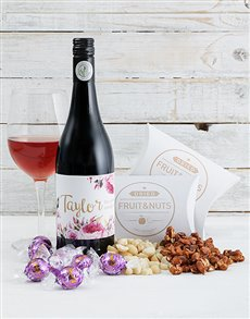 gifts: Personalised Gourmet For Her Hamper!