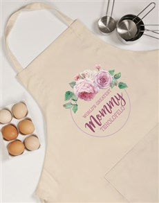 gifts: Personalised Worlds Greatest Apron!