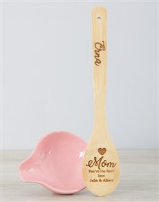 gifts: Personalised Mom Spoon!
