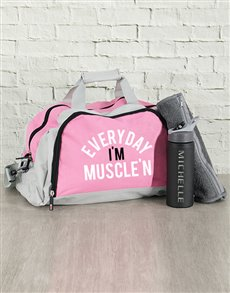 gifts: Personalised Everyday Im Musclen Kit!