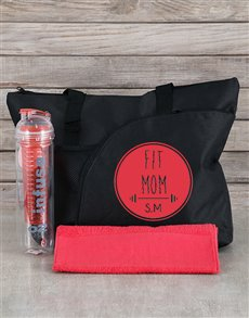 gifts: Personalised Fit Mom Hamper!