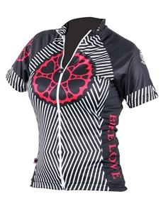 gifts: Personalised Ladies Bike Love Cycling Shirt!