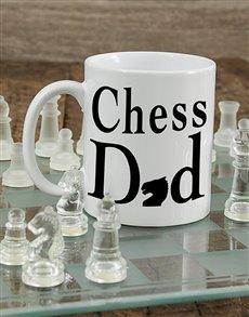 gifts: Personalised Chess Mug!