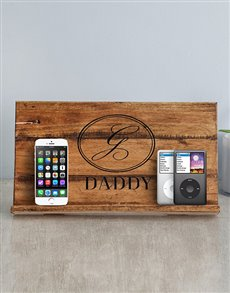 gifts: Gadget Stand Personalised!