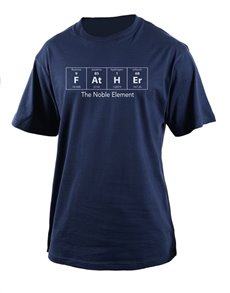 gifts: Personalised Noble Element T Shirt!
