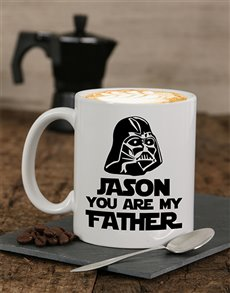gifts: Personalised My Father Mug!