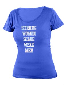 gifts: Personalised Strong Women T Shirt!
