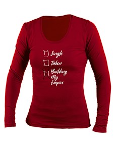 gifts: Personalised My Empire Longsleeve T Shirt!