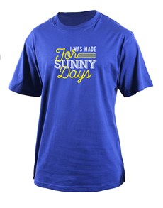 gifts: Personalised Sunny Days T Shirt!