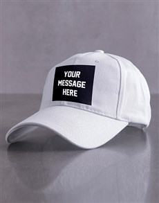 gifts: Personalised Girls Cap!