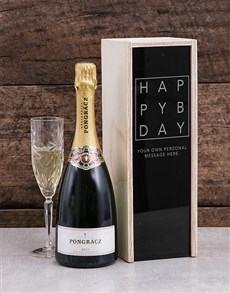 gifts: Personalised Birthday Pongracz Crate!