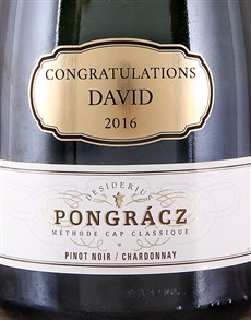gifts: Personalised Pongracz Classique!