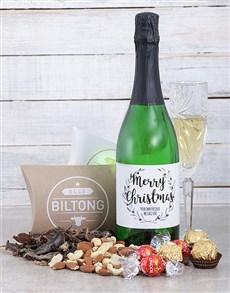 gifts: Personalised Wreath Gourmet Hamper!