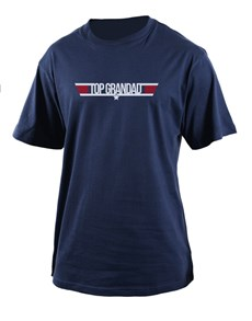gifts: Personalised Top Grandad T Shirt!
